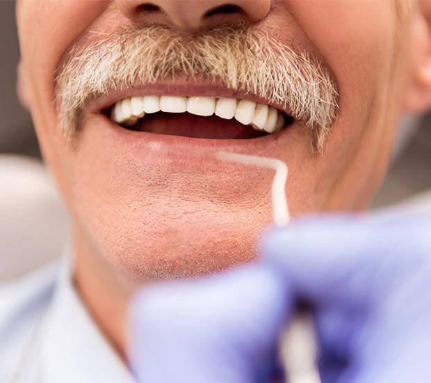 Stevensville Adjusting to New Dentures
