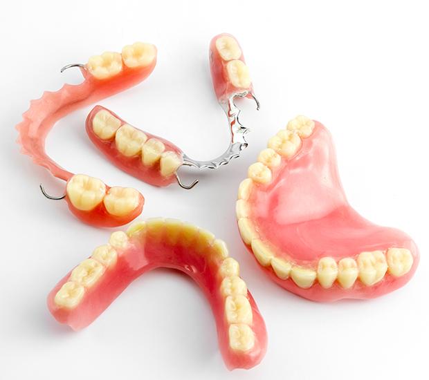 Stevensville What Do I Do If I Damage My Dentures