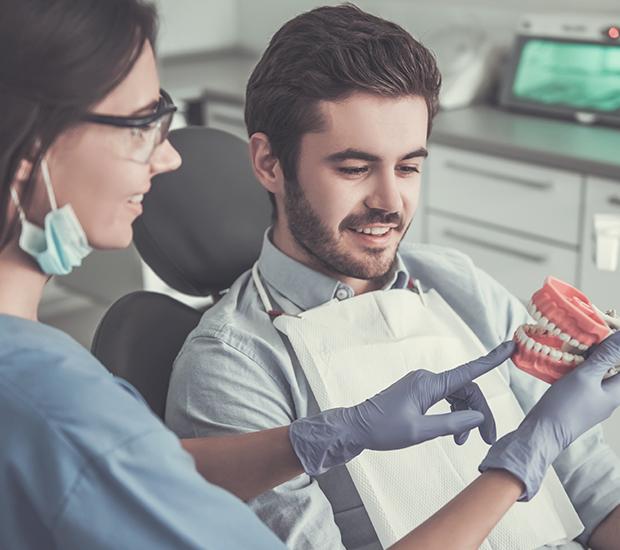 Stevensville The Dental Implant Procedure