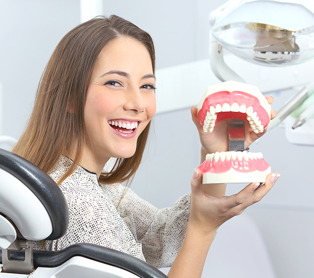 Stevensville Implant Dentist