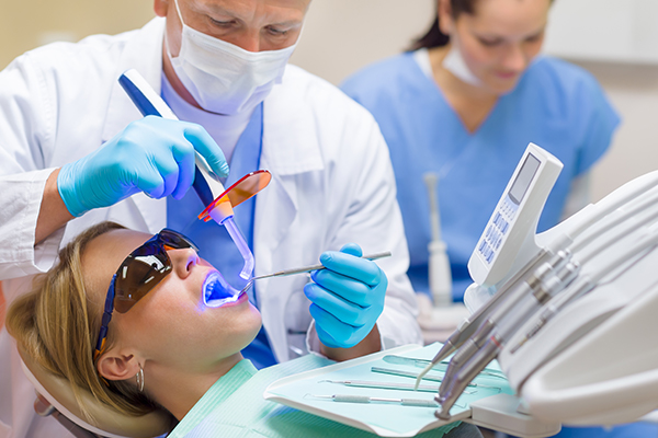 Laser Dentistry And Root Canal Procedures