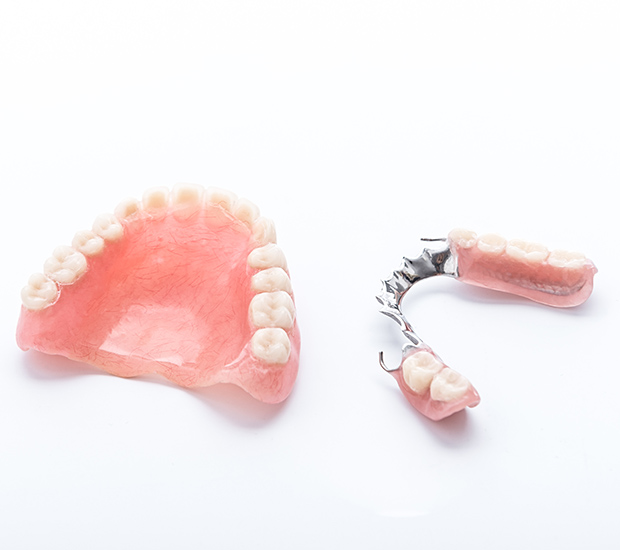 Stevensville Partial Dentures for Back Teeth